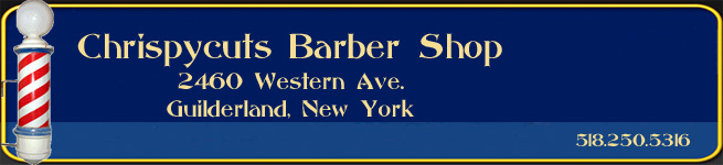 Guilderland NY Barber Shop
